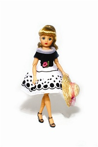 Cindy Dress (Excludes Doll and  Straw Hat) Limited Quantity Available