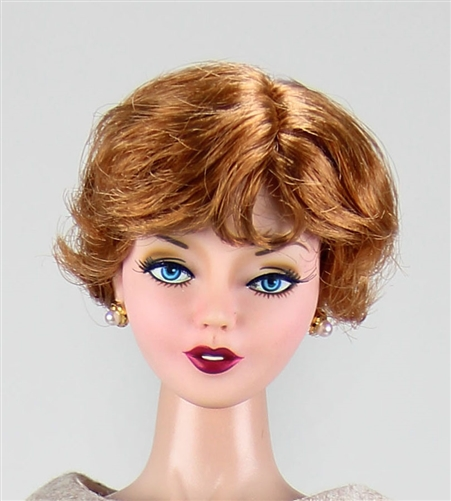 Vita - Portfolio Review - Pixie wig Red (Doll not included)