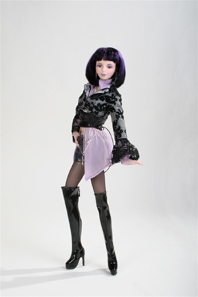 Urban® Vita - Goth - Love You To Pieces with Wig LE 100