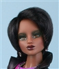 Black Wig - Vita - Executive Decision (Doll not included)