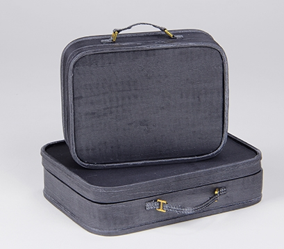 150th ANNIVERSARY CLASSIC GRAY LUGGAGE SET