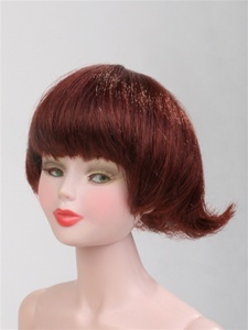 Urban® Expressions - Vita - Flipped Out Wig - Cherry Bomb (Doll not included)