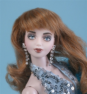 Brown Wig - Vita - Beau Bait (Doll not included)